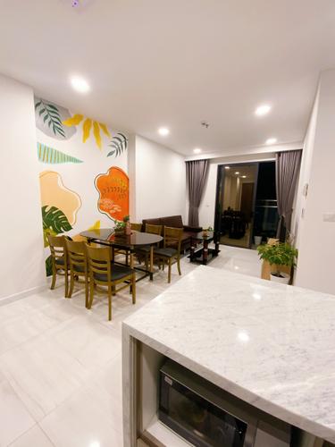 Căn hộ Kingdom 101, Quận 10 Căn hộ Kingdom 101 thiết kế kỹ lưỡng, bàn giao đầy đủ nội thất.