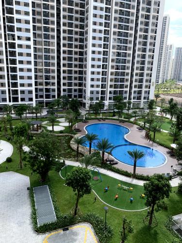 Tiện ích căn hộ Vinhomes Grand Park, Quận 9 Căn hộ tầng 26 Vinhomes Grand Park diện tích 59.1m2, nội thất cơ bản.