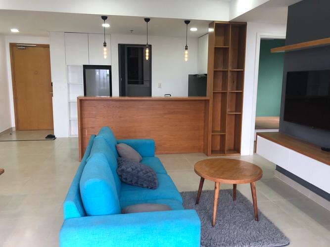 Căn hộ Masteri Thảo Điền, Quận 2 Căn hộ Masteri Thảo Điền đầy đủ nội thất, view thành phố thoáng mát.