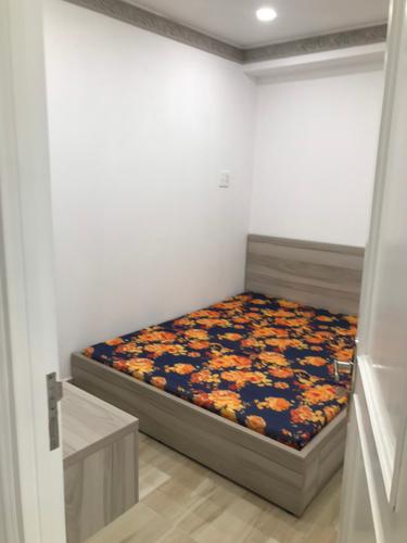 Phòng ngủ Saigon South Residence Căn hộ Saigon South Residence tầng 8, thiết kế hiện đại đầy đủ nội thất.