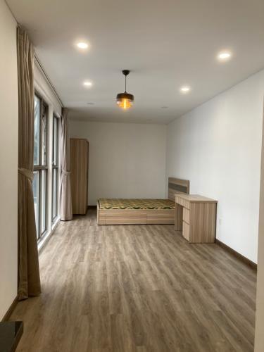 Phòng ngủ Masteri Millennium, Quận 4 Căn hộ Masteri Millennium hướng Đông Nam, nội thất cơ bản.