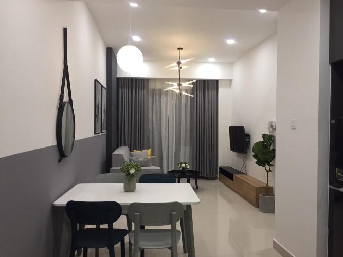 Phòng khách căn hộ The Sun Avenue  BÁN VÀ CHO THUÊ CĂN 1PN- THE SUN AVENUE