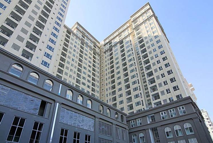 Căn hộ Saigon Mia, Huyện Bình Chánh Căn hộ Saigon Mia tầng 4 diện tích 45m2, nội thất cơ bản.