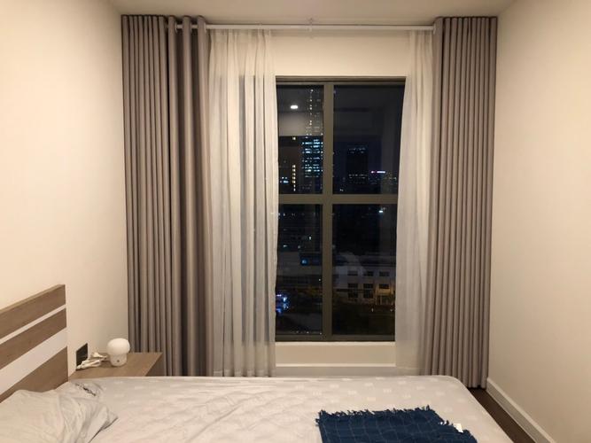 Căn hộ Saigon Royal, Quận 4 Căn hộ Saigon Royal tầng 13 view thành phố sầm uất, nội thất cơ bản.