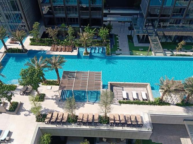 Tiện ích căn hộ Empire City, Quận 2 Căn hộ Empire City tầng 9 thiết kế sang trọng, đầy đủ nội thất và tiện ích.