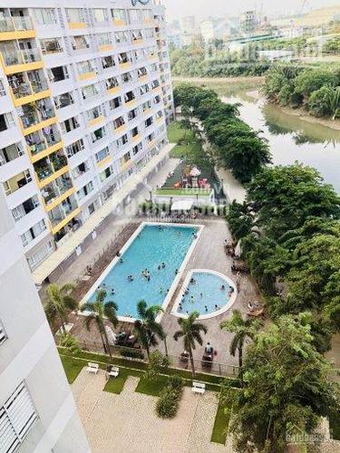 View căn hộ E-Home 5 The Bridgeview, Quận 7 Căn hộ E-Home 5 The Bridgeview tầng 7 diện tích 54m2, đầy đủ nội thất.