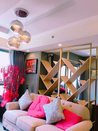 Căn hộ Masteri Thảo Điền, Quận 2 Căn hộ ghép Masteri Thảo Điền tầng 3 diện tích 175m2, đầy đủ nội thất.