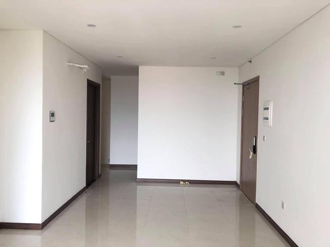 Căn hộ tầng 16 HaDo Centrosa Garden có 2 phòng ngủ, nội thất cơ bản.
