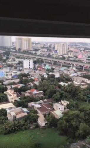 View căn hộ Lavita Charm, Quận Thủ Đức Căn hộ Lavita Charm tầng 20 diện tích 67.3m2, view thành phố sầm uất.