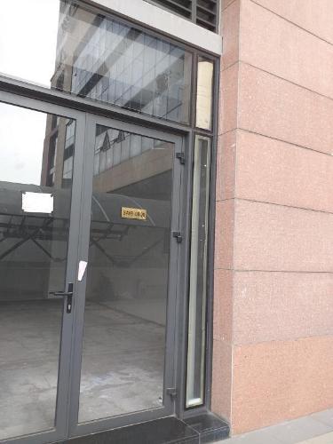Mặt bằng thô SH The Sun Avenue Shophouse The Sun Avenue hướng Tây Nam, bàn giao thô.
