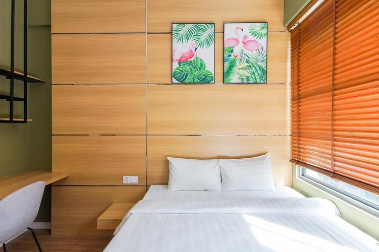 Căn hộ Masteri An Phú, Quận 2 Căn hộ Masteri An Phú tầng 8 có 2 phòng ngủ, đầy đủ nội thất sang trọng.