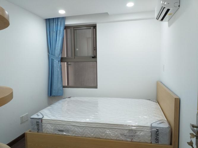 Phòng ngủ Saigon South Residence Căn hộ tầng 19 Saigon South Residence có 2 phòng ngủ, đầy đủ nội thất.