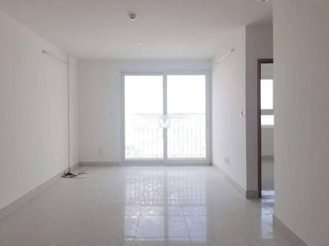 Căn hộ Tara Residence tầng 19 thiết kế hiện đại, nội thất cơ bản.