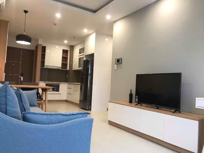 không gian căn hộ New City Thủ Thiêm BÁN VÀ CHO THUÊ 1PN- NEW CITY THỦ THIÊM