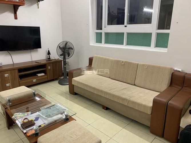 Căn hộ Chung cư Khang Gia tầng 4 view đón gió thoáng mát, không nội thất.