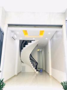 Bán nhà phố hẻm Nguyễn Thiện Thuật, phường 1, quận 3, diện tích đất 39,4m2, diện tích sàn 186,6m2