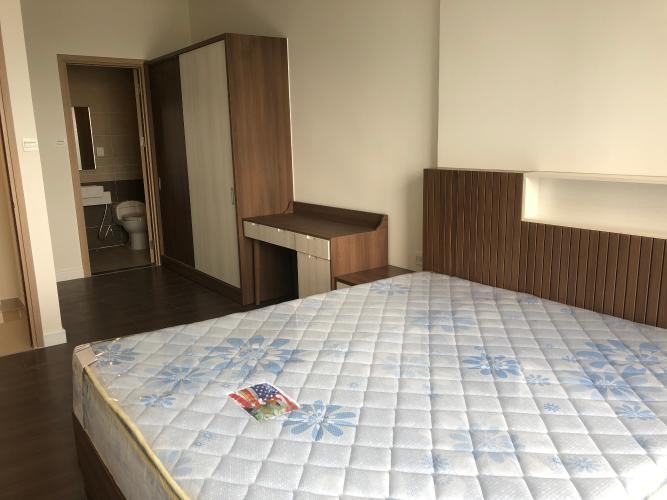 Phòng ngủ căn hộ The Sun Avenue, Quận 2 Căn hộ The Sun Avenue tầng 20 view sông thông thoáng, đầy đủ nội thất.