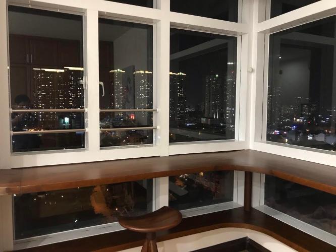 View căn hộ Him Lam Riverside, Quận 7 Căn hộ Him Lam Riverside tầng 15 đầy đủ nội thất, view thành phố.